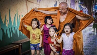 Mái ấm tình thương chùa Kỳ Quang 2