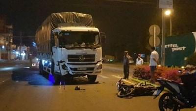 Tai nạn giao thông khiến 3 người thương vong