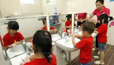 Chủ động phòng chống bệnh tay chân miệng cho học sinh