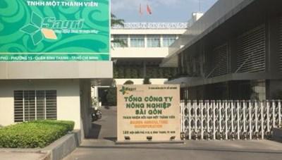 Tổng công ty Nông nghiệp Sài Gòn TNHH MTV (SAGRI): Phạm pháp do tự tung tự tác