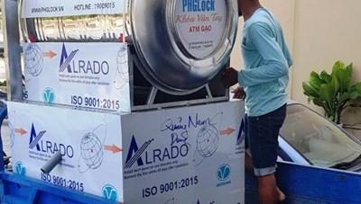 Quảng Nam: Ngày mai, hai cây ATM gạo miễn phí ở Tam Kỳ chính thức hoạt động