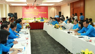Cán bộ công đoàn học tập, làm theo phong cách Hồ Chí Minh