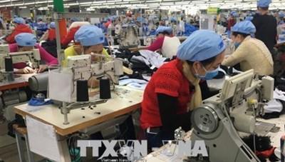 Số lượng đơn hàng của ngành Dệt may sụt giảm