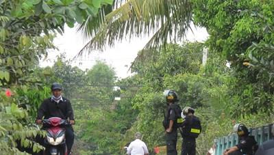 Mở rộng truy lùng nghi phạm giết 4 người ở Củ Chi