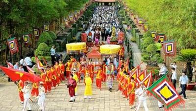 Lễ Giỗ Tổ Hùng Vương 2020 tổ chức quy mô cấp Quốc gia