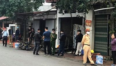 Hỏa hoạn nghiêm trọng ở Hưng Yên làm 3 người chết, 1 người bị thương