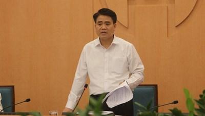 Chủ tịch Hà Nội: Rà soát Bạch Mai mới ra bệnh nhân 243, ra 'ổ dịch' Hạ Lôi