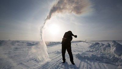Cuộc sống trong nhiệt độ -40 độ C tại thành phố lạnh nhất thế giới