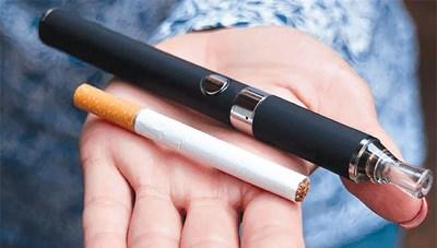 Nhiều chất độc được tìm thấy trong thuốc lá điện tử
