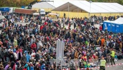 Slovenia phát hiện hàng chục người di cư trốn trong tàu chở hàng