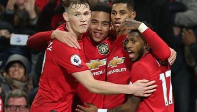 Man Utd 4-1 Newcastle: Hàng công thăng hoa, 'Quỷ đỏ' giành trọn điểm