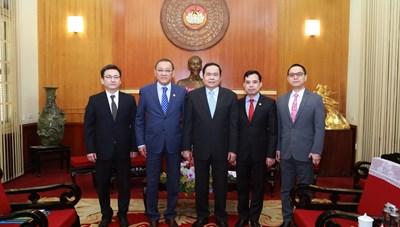 Đẩy mạnh hoạt động giao lưu nhân dân giữa Việt Nam và Kazakhstan
