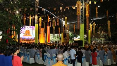 6.000 người dự Đại lễ cầu siêu anh linh các Anh hùng liệt sĩ