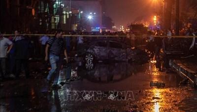 Ai Cập: Tai nạn giao thông liên hoàn, nhiều người thiệt mạng