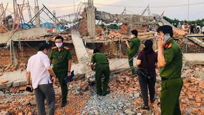 Vụ sập công trình xây dựng gây thương vong hàng chục người tại Đồng Nai: Tạm giữ hình sự 3 người