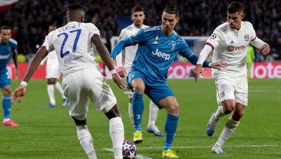 Trận đấu ở Champions League khiến nước Pháp vỡ trận vì Covid-19
