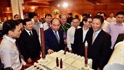 Ngành cơ khí, động lực phát triển công nghiệp quốc gia