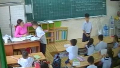 TP Hồ Chí Minh: Buộc thôi việc  giáo viên đánh học sinh