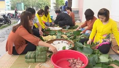Thái Bình tái hiện hình ảnh ông đồ, chợ Tết xưa