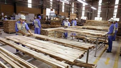 Vực dậy ngành gỗ sau dịch Covid-19