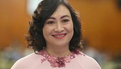 Phê chuẩn bà Phan Thị Thắng làm Phó Chủ tịch HĐND TP HCM