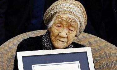 Cụ bà cao tuổi nhất thế giới đón sinh nhật lần thứ 117