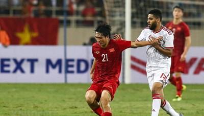 VFF hoàn tiền vé xem tuyển Việt Nam tại vòng loại World Cup 2022