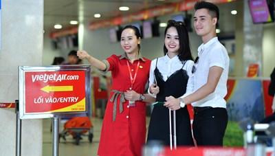 Trở lại cuộc sống bình thường, trở lại phi trường cùng Vietjet