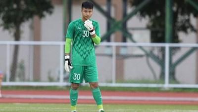 U23 Việt Nam tại giải U23 châu Á: Thủ môn Văn Toản chiếm ưu thế hơn Bùi Tiến Dũng