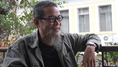 Họa sĩ - nhà văn Đỗ Phấn: Đứng đúng chỗ của mình