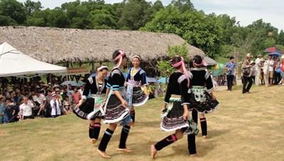 Làng Văn hóa Du lịch các dân tộc Việt Nam: Kịch bản hoạt động trong tháng 5