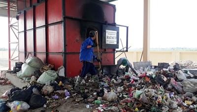 Thanh Hoá: Nhiều dự án xử lý rác thải tổng hợp 'đắp chiếu'