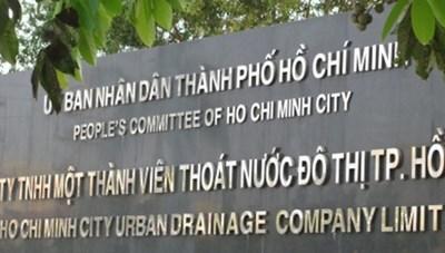 Nhiều sai phạm tại Công ty Thoát nước đô thị TP HCM
