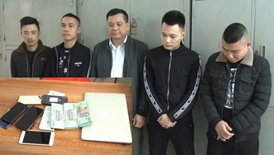 Thanh Hóa: Phá đường dây đánh bạc qua mạng với số tiền giao dịch gần 2 tỷ đồng/ngày