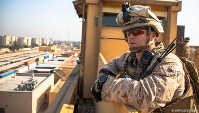 Đại sứ quán Mỹ và căn cứ có lính Mỹ ở Iraq bị tấn công