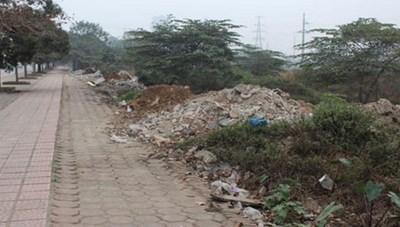 Quảng Trị: Làm rõ vụ đổ chất thải rắn ô nhiễm ra môi trường