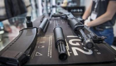 Doanh số bán vũ khí trên thế giới tăng mạnh