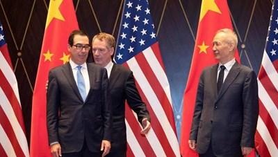 Xung đột kinh tế Mỹ - Trung:Vẫn ở thế giằng co