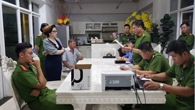 TP Hồ Chí Minh: Bắt nữ giám đốc lập dự án ma để lừa đảo