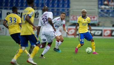Cầu thủ gốc Việt vinh dự đeo băng đội trưởng CLB Sochaux