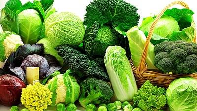 Ăn nhiều rau xanh giúp ngăn chặn chứng mất trí nhớ