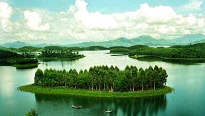 [ẢNH] Hồ Thác Bà