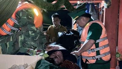 Quảng Nam: Một ngư dân bị điện giật tử vong trên biển