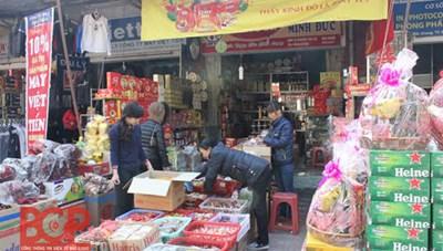 Bắc Giang: 90% người tiêu dùng quan tâm đến hàng Việt