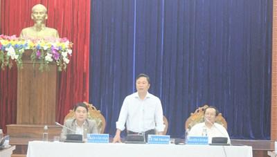 Quảng Nam: Hỗ trợ người dân, du khách đo thân nhiệt tại các điểm công cộng