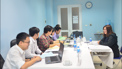 Trường ĐH Khoa học và Công nghệ Hà Nội tuyển sinh trực tuyến