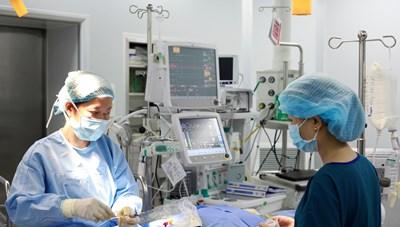 Đặt stent mạch vành, không lo 'đội' chi phí