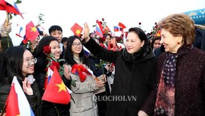 Vun đắp mối quan hệ Đối tác chiến lược toàn diện giữa Việt Nam và LB Nga