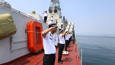 Hải quân Việt Nam từ trận đầu đánh thắng