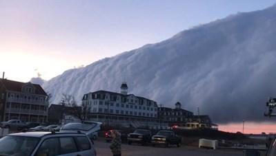 Đám mây kỳ lạ